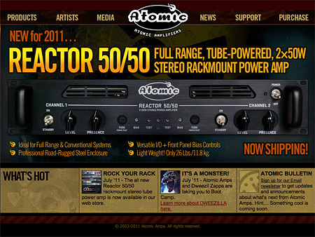 REACTOR50/50