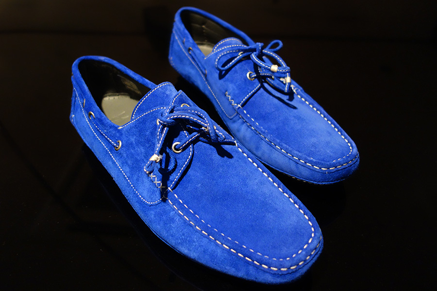 イタリアンな靴