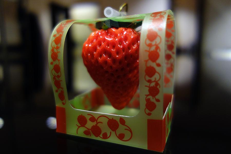 すんげーイチゴ